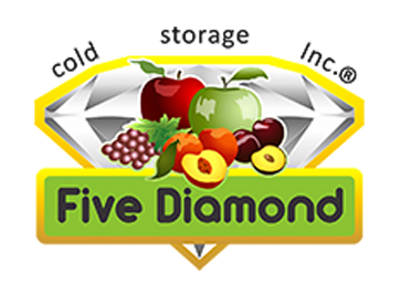 Five Diamond Cold Storage Inc.  sc 1 th 193 & Five Diamond CS Inc. | Producer packer and exporter of fresh fruits